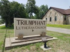Triumphant Sign