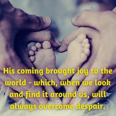 Joy in a Despairing World