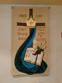 God's Love Banner