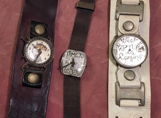 Time Pieces for the Apocalypse