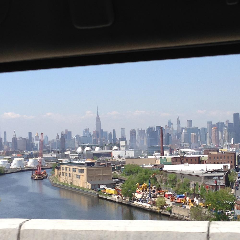 cab ride from laguardia to williamsburg