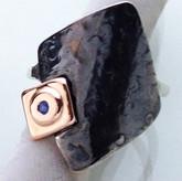Horizon Shiled Ring