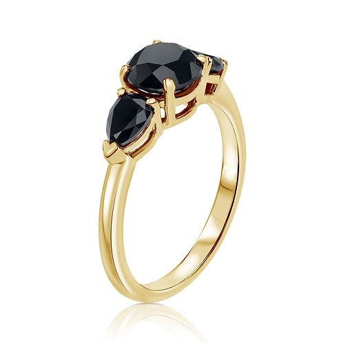 טבעת יהלומים איטרנטי