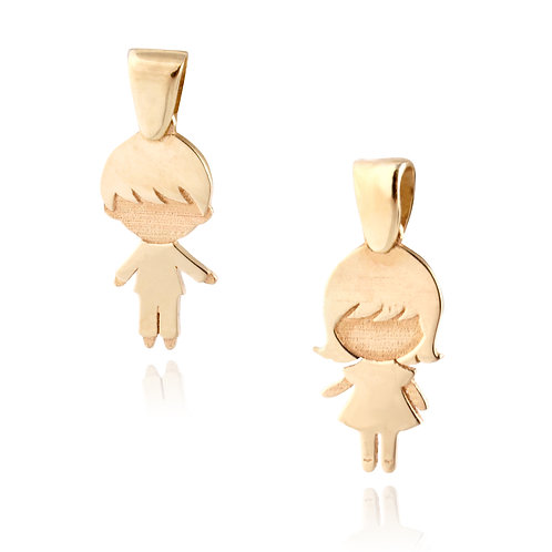 BOY OR GIRL PENDANT