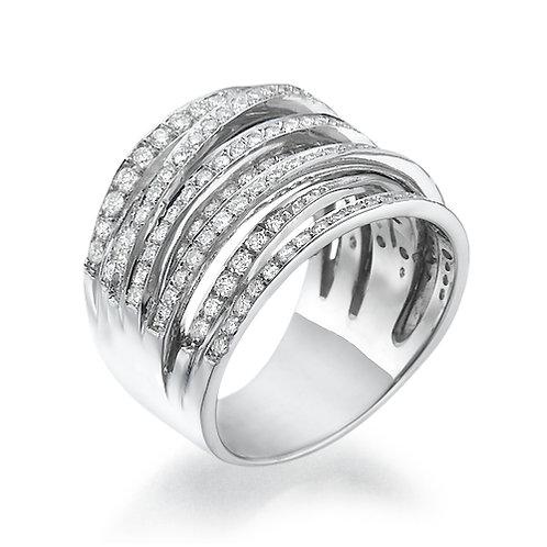 Highway diamonds ring