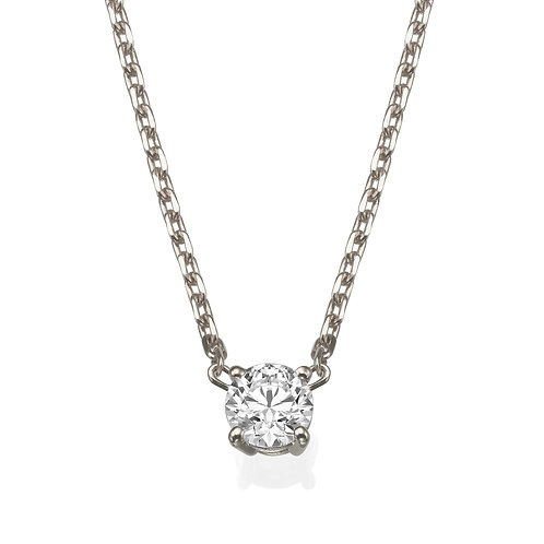 CLASSIC DIAMOND PENDENT