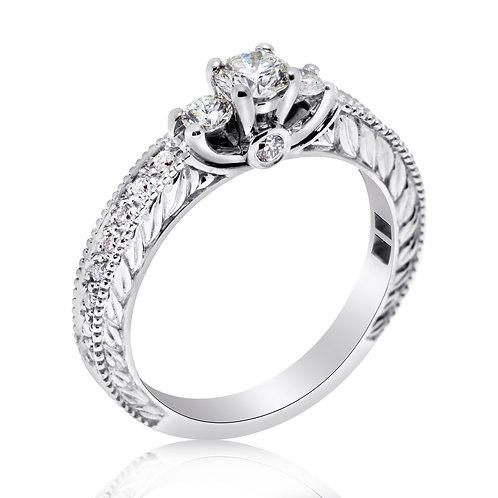 טבעת אירוסין וינאג