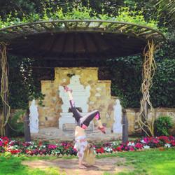 Yogananda's Meditation Garden