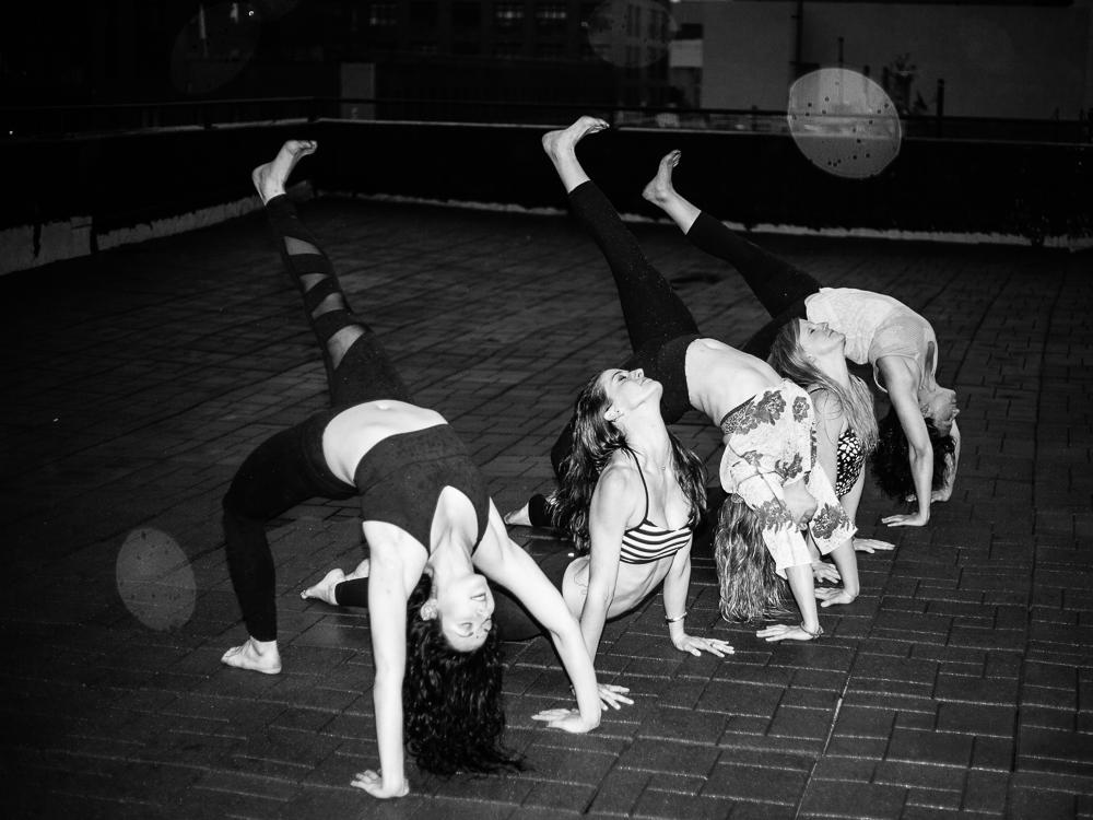 Williamsburg Yoga Photo Shoot