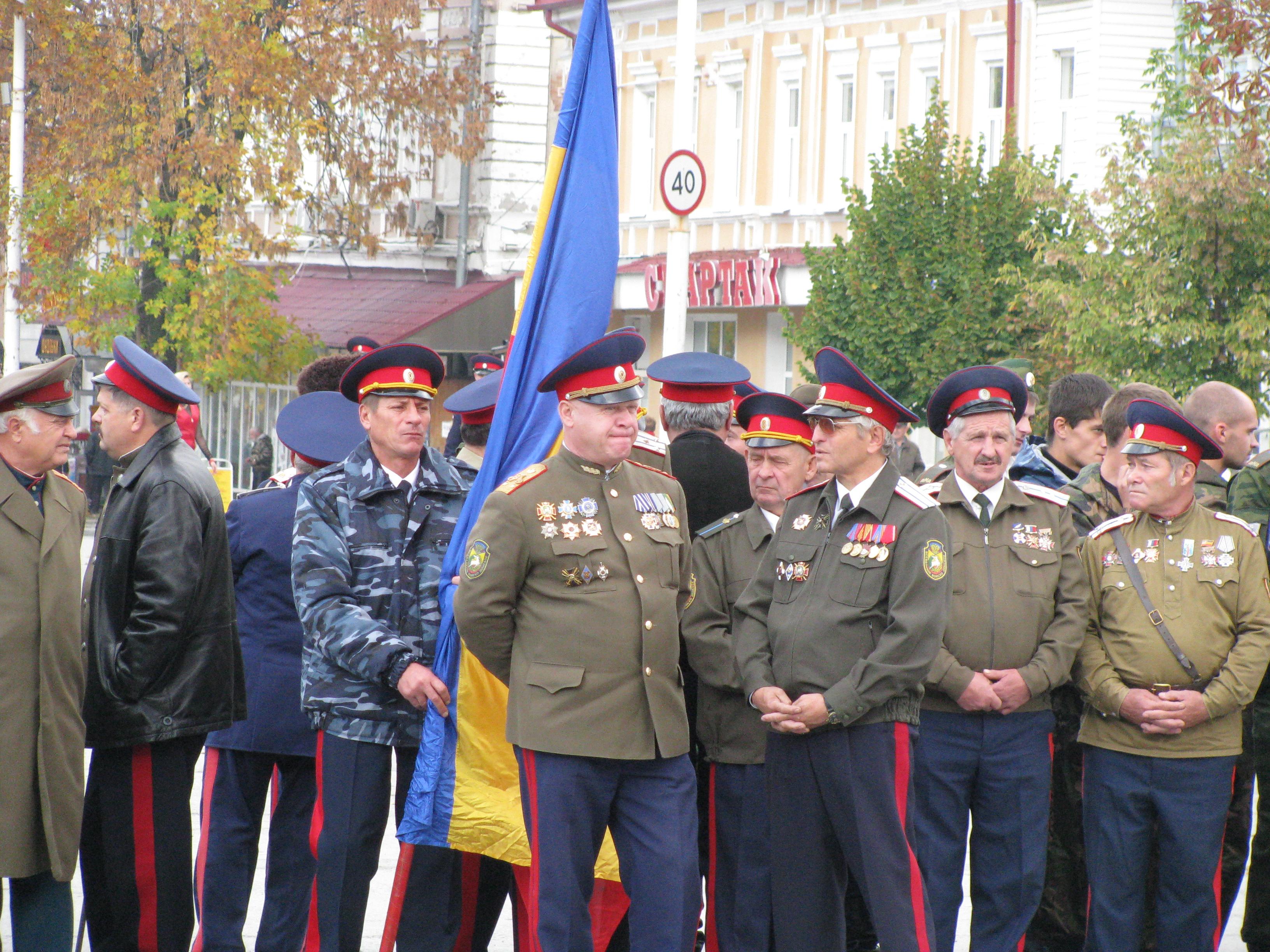 Георгий Победоносец парад ОО ЗКК