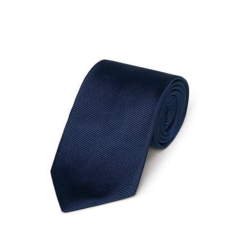 WovenTwill Tie Navy