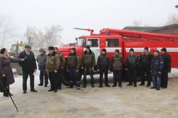 Пожарная команда ОО ЗКК