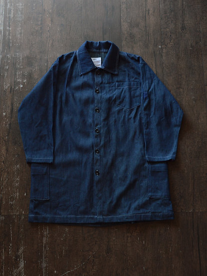 French Worker Jacket - 01