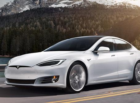 Tesla Model S For Order