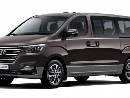 RAYA PROMOTION : Hyundai Starex 2.5 Executive Diesel