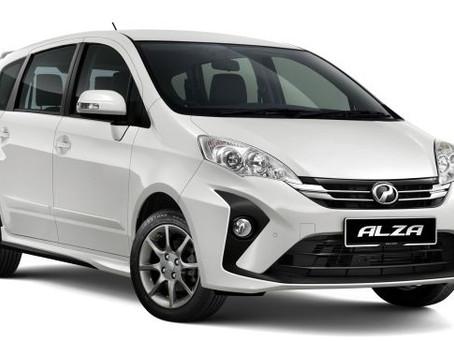 Perodua Alza 2018 Impression