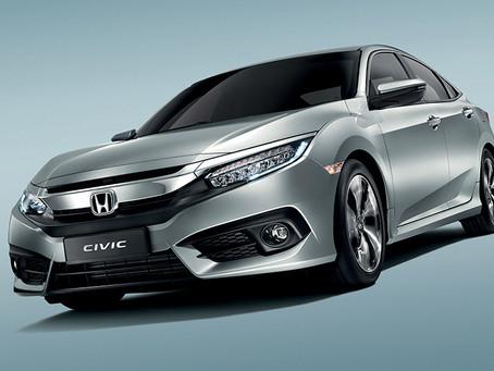 Honda Civic Back For Orders