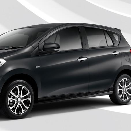 Perodua Myvi 2018 Impression