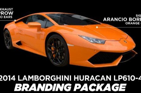 Lamborghini Huracan LP610-4 Year 2014 For Sale