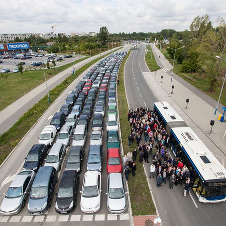 Malaysia Public Transport VS Private Transport