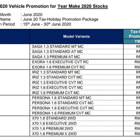 Proton Discount December 2020