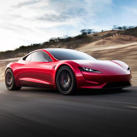 Tesla Roadster Founder Series 2020 For Sale