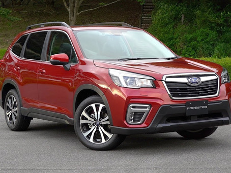 Subaru Forester Facelift in Malaysia - July Launching