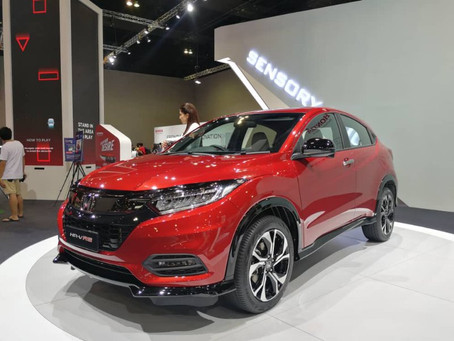 Honda HR-V Launching