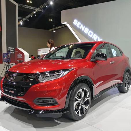 Honda HR-V Launching