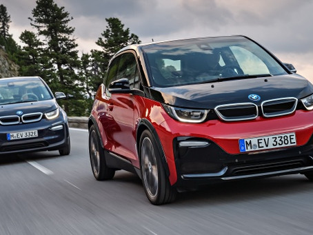New BMW i3 Finally Arrived with Lower Tax
