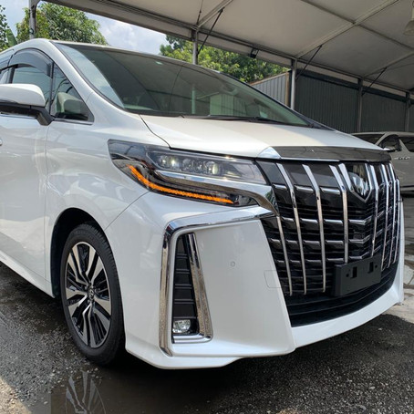 Recon List June (Damansara) Together With Toyota Vellfire And Toyota Alphard Galleries