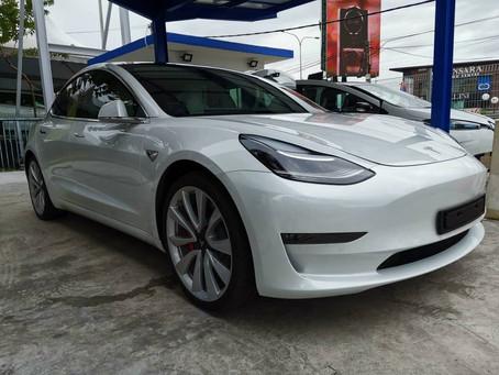 Tesla Model 3 - CarAuto2u Malaysia