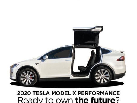 Best SUV 2020, Tesla Model X Performance Ludicrous Mode