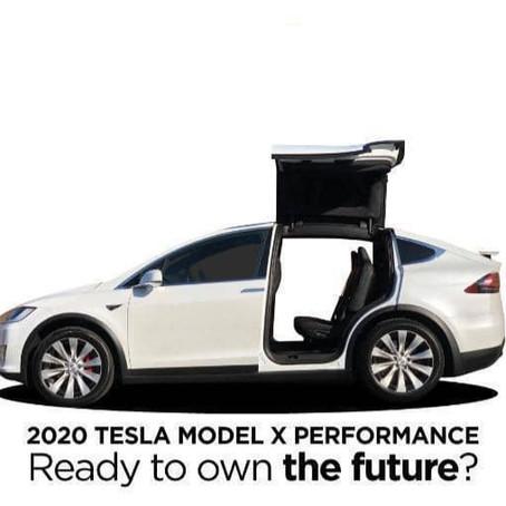 Best SUV 2020, Tesla Model X Performance Ludicrous Mode