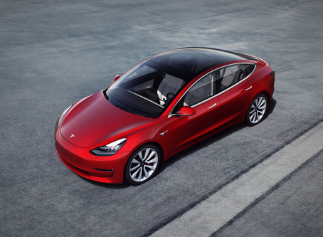 Tesla Model 3 For Order