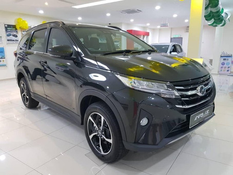 Perodua Aruz Price Up in February?