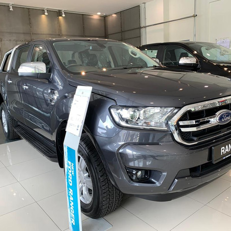 Ford Ranger 2.2L XLT 4WD 6 Speed AT Year 2019, Grey X 2 Units Registered Before 12.06.2020