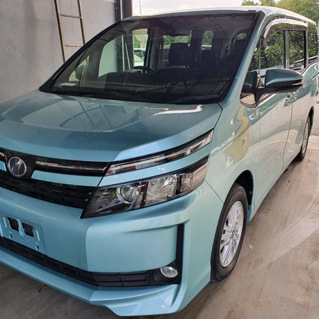 Toyota Voxy Specifications, All For Sale