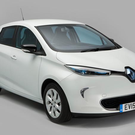 Renault Zoe (BEV) 2014 For Sale