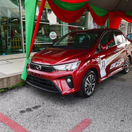 Perodua Bezza 2020 Facelift Galleries