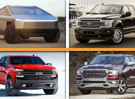 Perspectives Between Ford Rangers And Other Pickup Trucks.