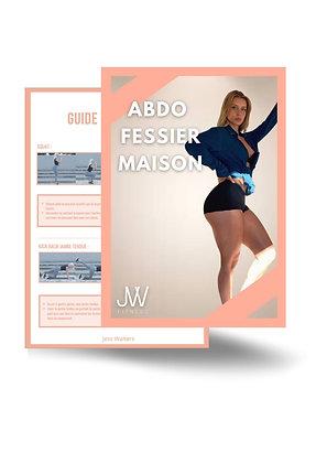 8 SEMAINES PROGRAMME ABDO FESSIER MAISON