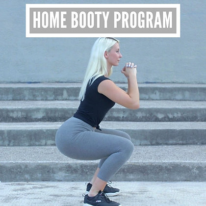 8 WEEKS HOME BOOTY PROGRAM