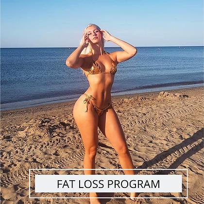 4 WEEKS FAT LOSS PROGRAM