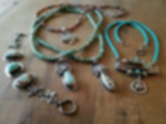 Texas Tarnished Jewelry by diane cook.jp