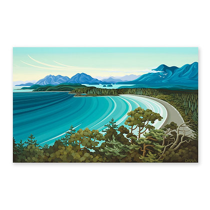 """Cox Bay Lookout"""