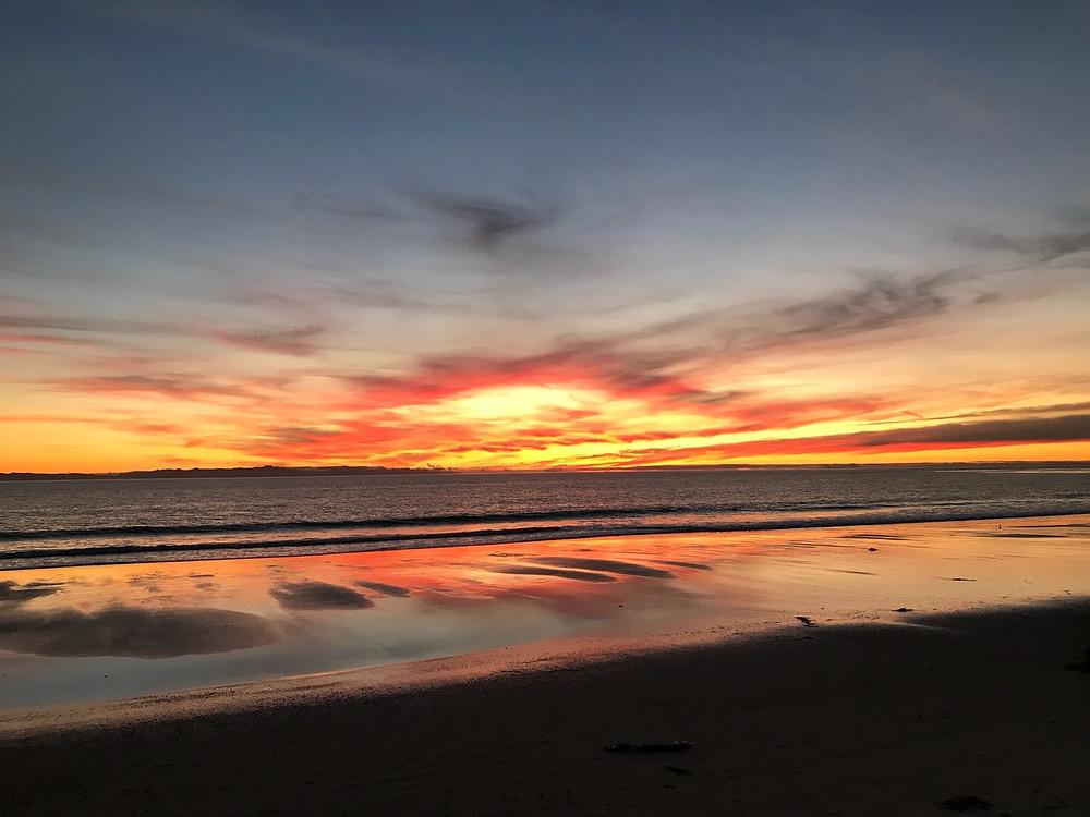 Faria Beach in Ventura, CA