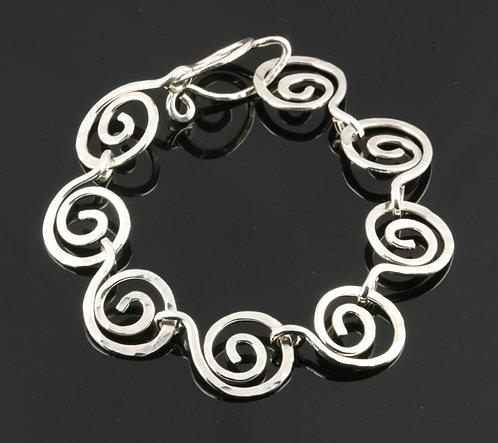 Letting Go Spiral Bracelet