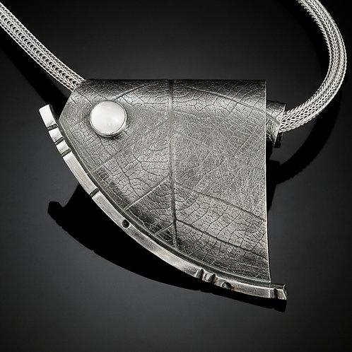Rainforest mesh necklace, 3