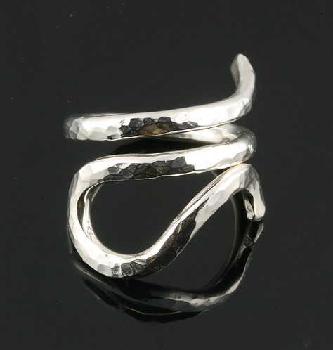 Letting Go Wrap Ring